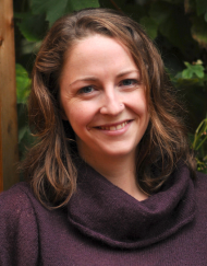 Emma Patterson, projektledare Skolmat Sverige