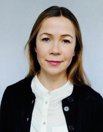 Erika Svensson, kursledare