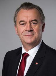 Landsbygdsminister Sven-Erik Bucht. Foto: Kristian Pohl
