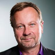 Stig Orustfjord, Livsmedelsverkets generaldirektör. Foto: SLV