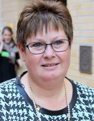 Gunilla Martinsson. Foto: Malin Ottosson.