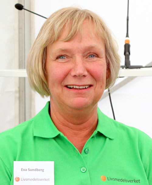Eva Sundberg, teamchef Mat och Måltider vid Livsmedelsverket.