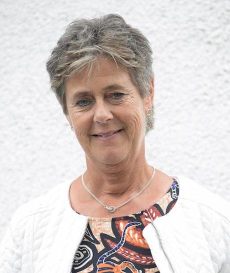 Marianne Backrud-Hagberg, Kost & Närings ordförande. Foto: Anna Sundström.