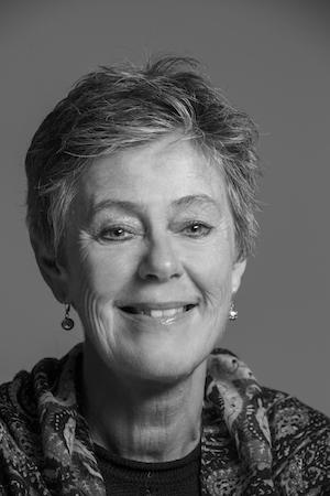 Marianne Backrud-Hagberg.