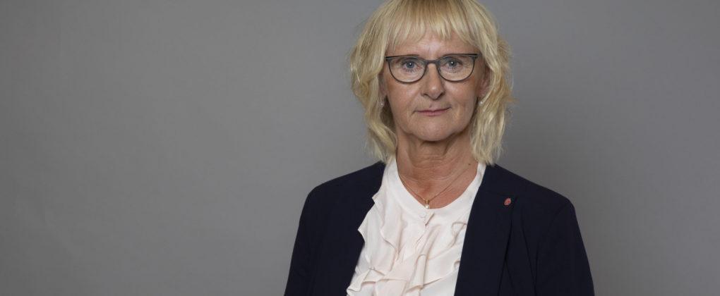 Civilminister Lena Micko