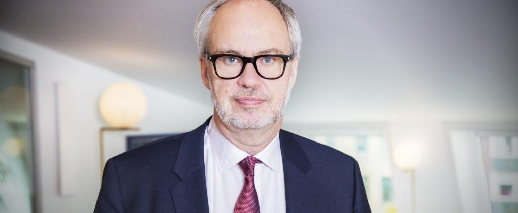 Andreas Miller, Ledarnas förbundsordförande.
